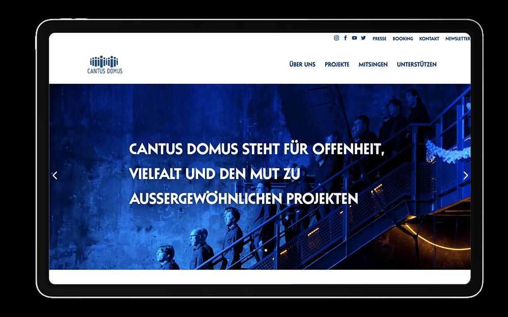Cantus Domus