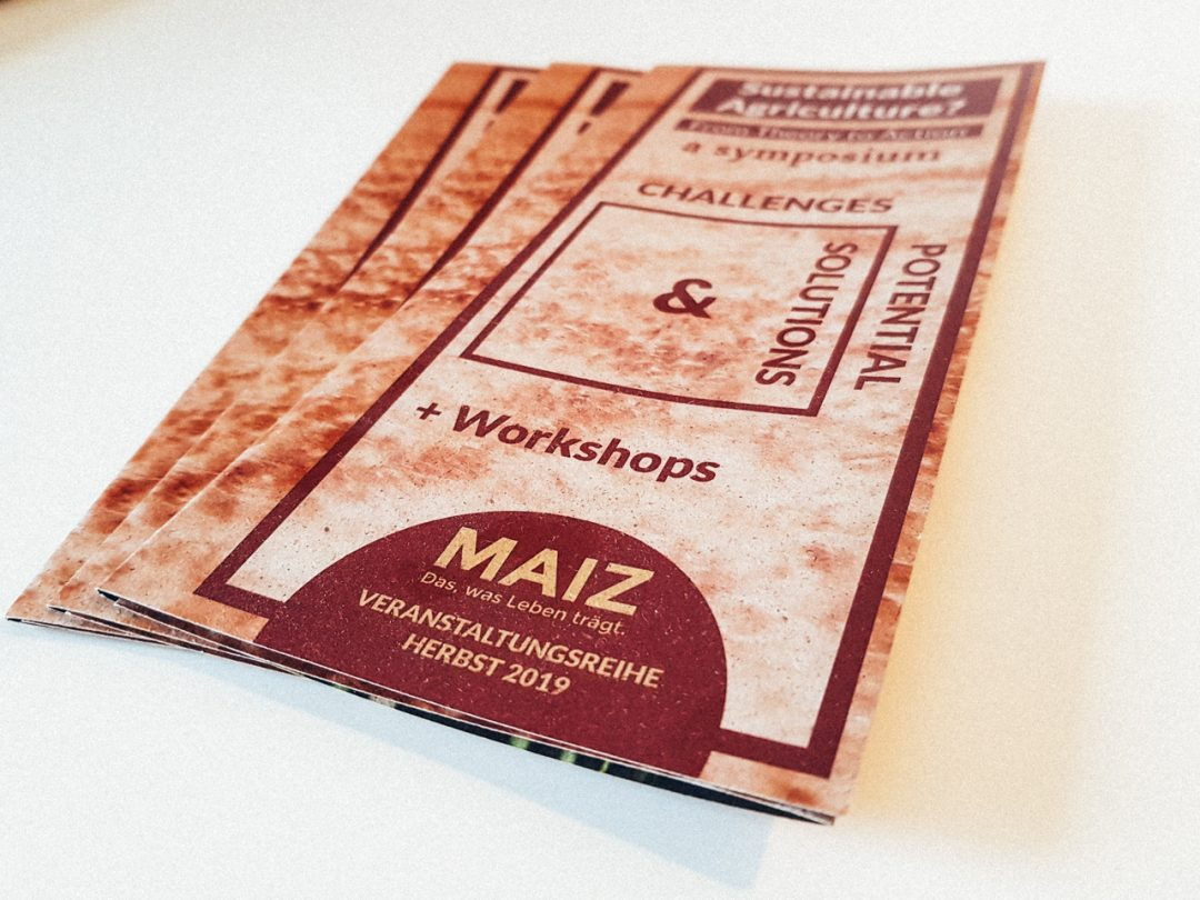 MAIZ Event Flyer & Poster